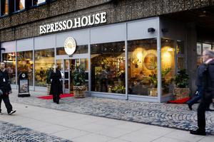 Espresso House City i Gävle