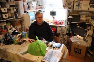 Tomas Jansson, tidigare butiksägare Sala Elarmatur