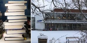 Västerås stadsbibliotek arrangerar bokcirkel för böcker man