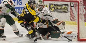 Kelsey Tessier var het mot Kristianstad och gjorde ett av målen.
