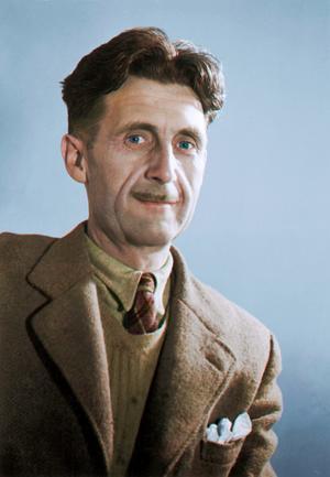 George Orwell 1940. Foto: AP