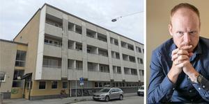 Nu stängs det näst sista stödboendet för ensamkommande i Örebro. Jonas Håård är gruppeldare för Utsluss på Örebro kommun.