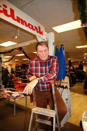 Redan som 20-åring blev Malte Lundh föreståndare på en klädbutik i Hallstahammar.