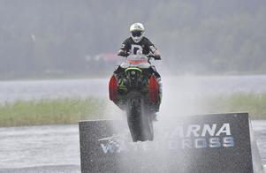 Särna watercross och Terje Staffansson.