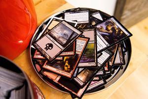 Många av medlemmarna sysslar med olika sorters spel också.