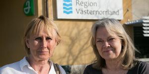 Maria Dahlberg och Annika Safrani, barnmorskor i Sollefteå, vill se att BB öppnar igen i Sollefteå för omföderskor redan under det här året.