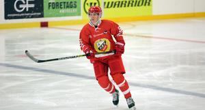 Malte Dahlstedt trivs med att vara kvar i Hedemora.