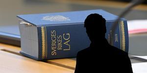 En man i femtioårsåldern är åtalad för misshandel vid Falu tingsrätt. Arkivbild/Montage.
