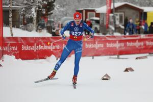 Ida Dahl, IFK Mora, var sjua på milloppet och hade samma placering i sprintprologen, men fick till det i finalen där hon blev trea.