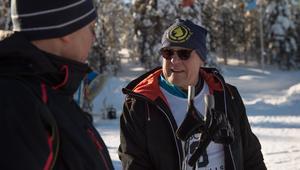 Bengt Ljunglöf kom tvåa.