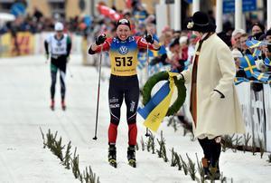 Justyna Kowalczyk vann överlägset 2015. Nu är hon anmäld igen – men är hon i samma form som då.