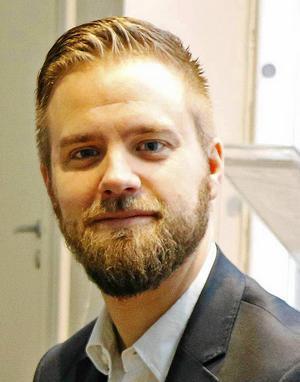 Inbromsningen i nybyggandet är både bra och dålig, menar Andreas Rutqvist, mäklare vid Bjurfors i Örebro.