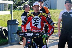 Sveriges och Smedernas Fredrik Lindgren vann finalen i GP i Prag efter en oerhört imponerande insats.
