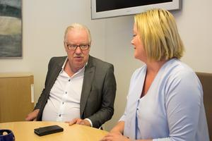 Olle Jansson (S) och Ulrika Falk (S) menar att en anledning till att projektet har dragit ut på tiden är då det inte fanns någon lokalförsörjningsplan när de tillträdde 2014.