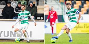 Både Carlos Gaete Moggia och Ilir Berisha är redo för spel fullt ut igen.