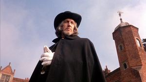 Vincent Price som häxjägaren Matthew Hopkins i