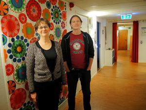 Helena Carlsten och Fredrik Sundqvist på öppenvården i Säter startar snart sin femte grupp för medberoende.