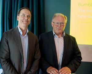 Med undantag för den keynsianism som Anders Borg (M) förordade som finansminister under finanskrisen 2008-2009, präglades hans och Göran Perssons (S) tid som finansministrar av strikta balanskrav. Foto: Jessica Gow/TT