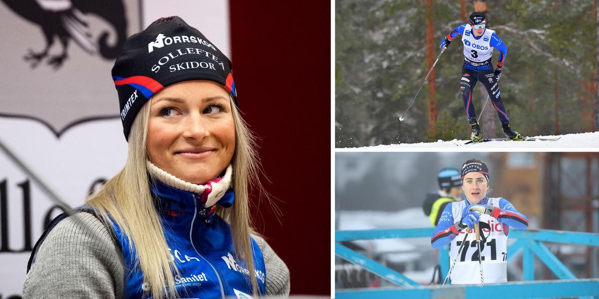 """Efter syskonen Anderssons besked – Frida Karlssons reaktion: """"Kom lite som en chock"""""""