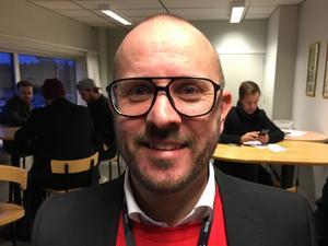 Jörgen Wahlberg, klubbchef Timrå IK