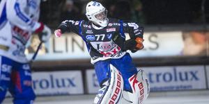 Pertti Virtanen, här i Kungälv, är klar för spel i Bollnäs och ansluter direkt till sitt nya lag.