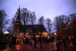 I Mora var lokala arrangörer Gustaf Ekeberg för Fridays for future och  Naturskyddsföreningen. Manifestationen hölls i Tinghusparken.