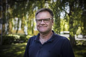 Mikael Jansson, teknisk chef på tekniska kontoret.