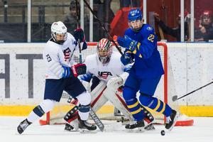 Sverige förlorade en match i gruppspelet och det var mot USA. Foto: Jonas Forsberg/BILDBYRÅN