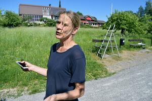 Åsa Andersson Broms är konstnärlig ledare för Traces of existence och kommer att hålla i ett öppet samtal tillsammans med Hila Laviv på vernissagen.