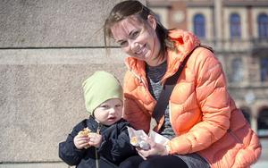 Jenny Wickholm, 35 år, lärare, Täby:
