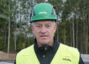 I slutet av februari hoppas Ola Nyström att den nya återvinningscentralen i Smedjebacken kan ta emot sina första besökare.