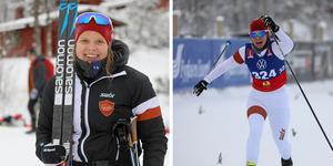 Stine Lise Truu flyttade från Estland till Järpen för att satsa på skidåkningen.