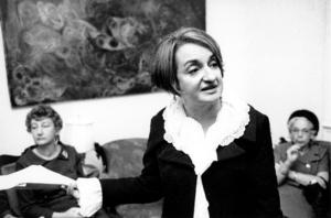 Betty Friedan.Bild: TT