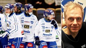 Patrik Spångberg vill hjälpa Motala att hålla sig kvar i elitserien – sedan tänker han sluta, och den här gången säger han att det är definitivt.  Bild: Jonna Igeland/Privat