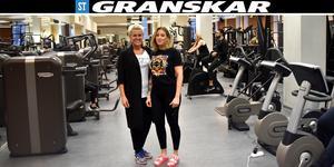 Camilla Sveningsson Backlund och Josefine Telby jobbar på Ego. Den gymkedja som – enligt senaste årsredovisningen – tjänade mest pengar.