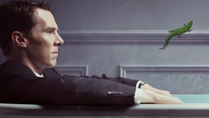 Benedict Cumberbatch i HBO-serien som gjorts efter Edward S:t Aubyns böcker om Patrick Melrose.