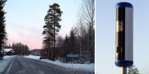 Två fartkameror sätts upp mellan Vångsgärde och Holen.