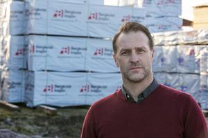 """""""Många av våra kunder har inte sina fabriker igång"""", säger Per-Ragnar Bergkvist."""
