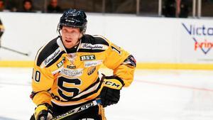 Nicklas Heinerö avgjorde för SSK borta mot Pantern i januari 2018