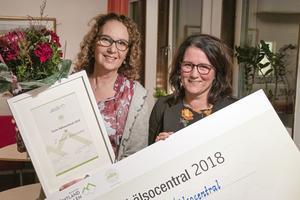 Helena Dahlin och Sofie Speles. Bild: Sara Rönnberg/Region JH