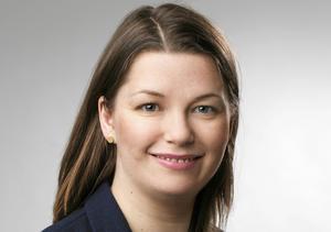 Marta Obminska. Foto: Anneli Larsson