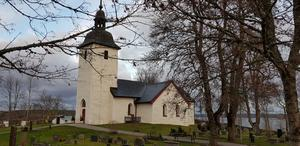 Ytterjärna kyrka.
