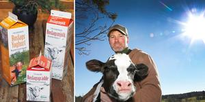 Roslagsmjölk har flera nyheter på gång, bland annat nya förpackningar och en helt ny mejeriprodukt – filen.