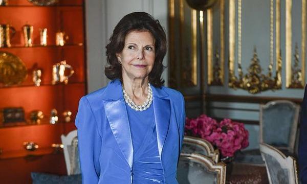 Drottning Silvia fyller 74 år i dag.Foto: Pontus Lundahl/TT