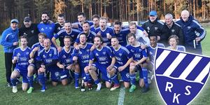 Rengsjö vann division 4 förra säsongen – och vann nu även premiärmatchen i division 3.
