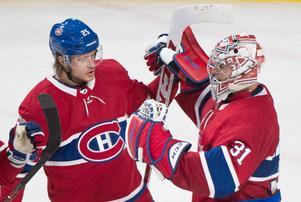 Inför säsongen 2014/2015 åkte de la Rose till Nordamerika.Sedan dess har han etablerat sig i NHL och Montreal Canadiens.
