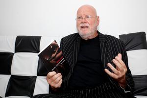 Dot.com heter Björn Lundéns nya roman, som handlar om virtuell prostitution. Foto: Esneyder Gutiérres, El Tiempo
