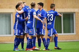 GIF möter Värnamo i svenska cupen på lördag.