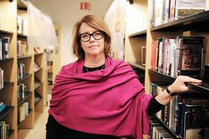 Helena Gomér är bibliotekschef Södertälje.