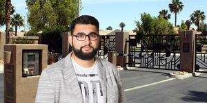 Ledarsidans Bawar Ismail fruktar att Sverige kommer bli ett land fyllt av gated communitys, isolerade bostadsområden med patrullerande väktare.